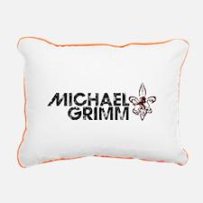 Michael Grimm Rectangular Canvas Pillow