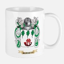 Burnett Coat of Arms Mug