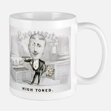 High toned - 1880 Mug