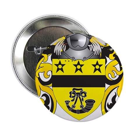 "Burns Coat of Arms 2.25"" Button"