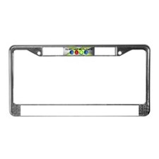Id Rather Be Playing Xbox License Plate Frame