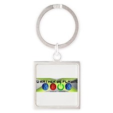 Id Rather Be Playing Xbox Keychains