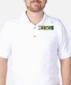 Id Rather Be Playing Xbox Golf Shirt