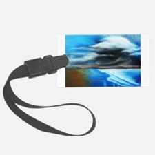 storm over water Luggage Tag