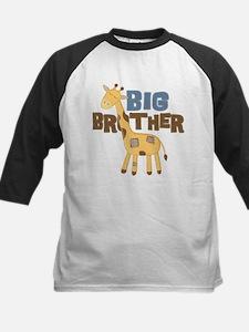 Big Bro Giraffe Baseball Jersey