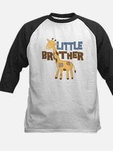 Little Bro Giraffe Baseball Jersey
