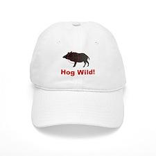 Hog Wild Baseball Baseball Cap