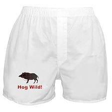 Hog Wild Boxer Shorts