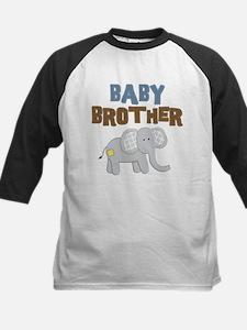 Baby Bro Elephant Baseball Jersey