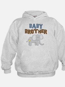 Baby Bro Elephant Hoodie