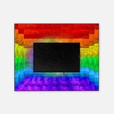 Gay Pride Lesbian Art Picture Frame