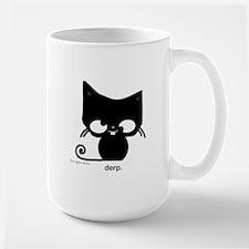 Derp Cat from xangetsu studio Mug