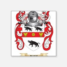 Busk Coat of Arms Sticker