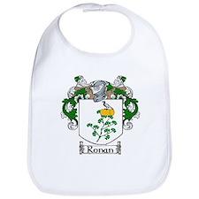 Ronan Coat of Arms Bib