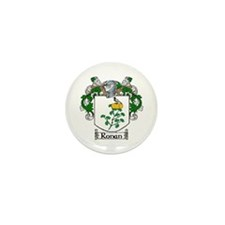 Ronan Coat of Arms Mini Buttons (10 pack)