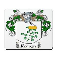 Ronan Coat of Arms Mousepad