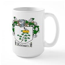 Ronan Coat of Arms Mug