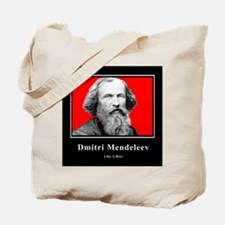 Mendeleev Like A Boss Tote Bag