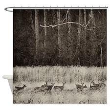 Cool Herd Shower Curtain