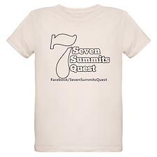 Seven Summits Quest Logo T-Shirt