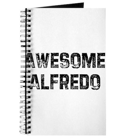 Awesome Alfredo Journal