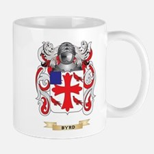 Byrd Coat of Arms Mug
