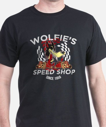 Wolfie's Speed Shop T-Shirt