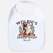 Wolfie's Speed Shop Bib