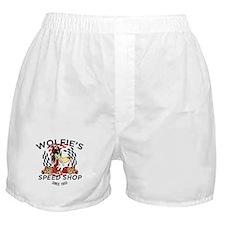 Wolfie's Speed Shop Boxer Shorts