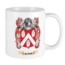 Byrne Coat of Arms Small Mugs