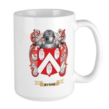 Byrne Coat of Arms Mug
