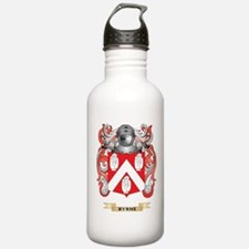 Byrne Coat of Arms Water Bottle