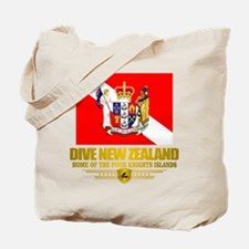 Dive New Zealand Tote Bag
