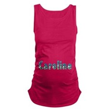 Caroline Under Sea Maternity Tank Top