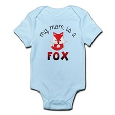 My Mom is a Fox! Body Suit