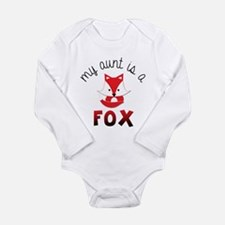 My Aunt is a Fox! Body Suit