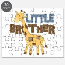 Little Bro Giraffe Puzzle