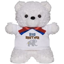 Big Bro Elephant Teddy Bear