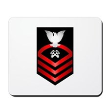 Navy Chief Storekeeper Mousepad