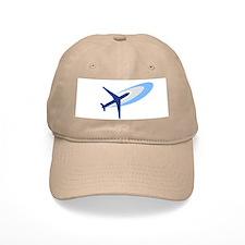 Flight Baseball Cap - Flightstory.net Airliner Logo