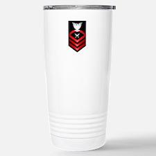 Navy Chief Yeoman Travel Mug