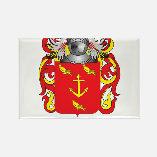 Cairns Coat of Arms Rectangle Magnet