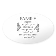 Family Love Decal