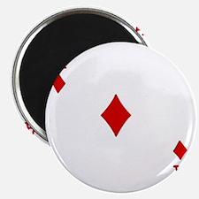 Ace of Diamonds Magnet