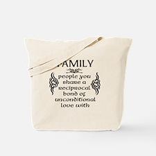 Family Love Tote Bag