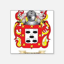 Calderon Coat of Arms Sticker