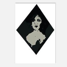 Drown Diamond Postcards (Package of 8)