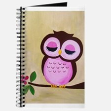 sleepy owl Journal