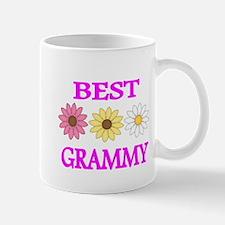 BEST GRAMMY WITH FLOWERS 2 Mug