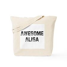 Awesome Alisa Tote Bag